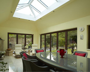 Interior home extension