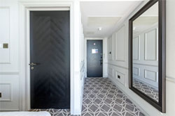 Herringbone design