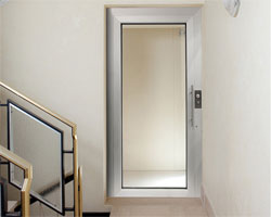 Stylish interior lift