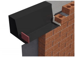 Timloc Cavity Wall Weep Vent and Concealed Weep